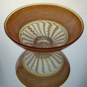 Lace Pattern Bowl