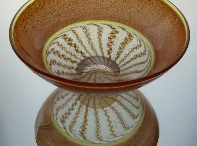 Lace Pattern Bowl